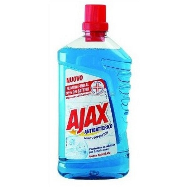 Ajax, anti-bacteric