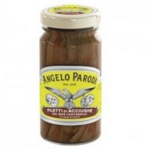 Anchovies Cantabrico in olive oil, Angelo Parodi