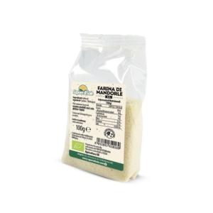 Bio almond flour, Solo Sole