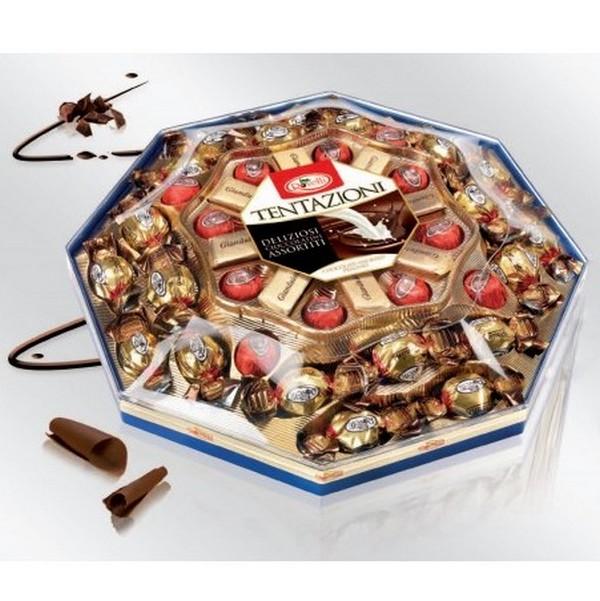 Chocolate pralines Tentazioni,Rovelli
