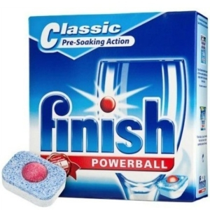 Finish tabs, 15 tablets