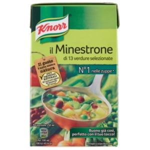 Il Minestrone Knorr, 13 vegetablesx