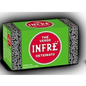 Infré green tea