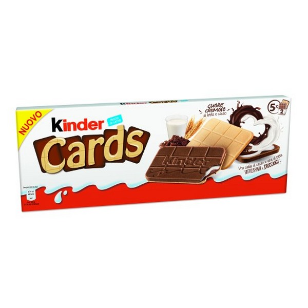 Kinder cards, Ferrero