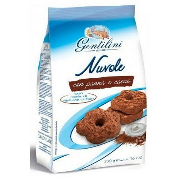 Nuvole, with creamer
