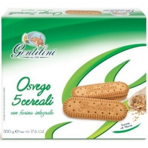 Osvego biscuits with 5 cereals