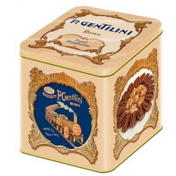 Riediting tin box