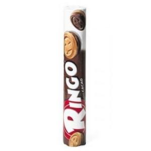 Ringo, stuffed with cocoa